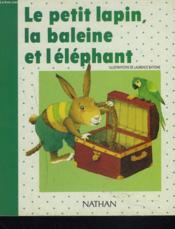 Pt Lapin Baleine Elephan - Couverture - Format classique