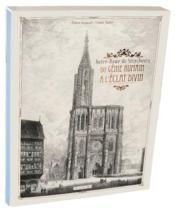 Notre-Dame de Strasbourg ; du génie humain à l'éclat divin - Couverture - Format classique