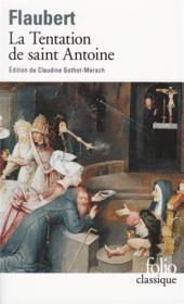 La tentation de saint antoine - Couverture - Format classique