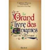 Le grand livre des énigmes ; casse-tête et jeux de logique - Couverture - Format classique