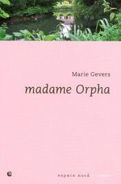 Madame Orpha - Intérieur - Format classique