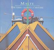 Malte Une Terre Chargée D'Histoire - Intérieur - Format classique