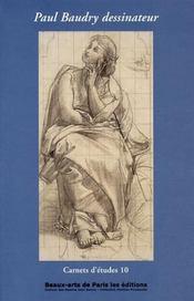 Paul Baudry dessinateur - Intérieur - Format classique