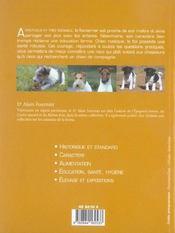 Le fox-terrier - 4ème de couverture - Format classique