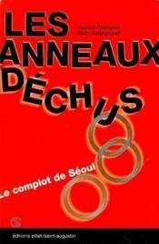 Anneaux dechus - Couverture - Format classique