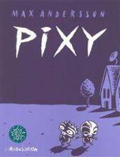Pixy - Couverture - Format classique