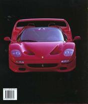 Ferrari - 4ème de couverture - Format classique