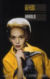Harold - Couverture - Format classique