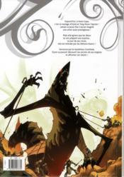 Elyne t.1 ; le bestiaire des filles - 4ème de couverture - Format classique