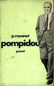 Pompidou. - Couverture - Format classique