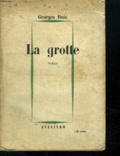 La Grotte. - Couverture - Format classique