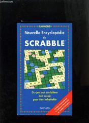 La Nouvelle Encyclopedie Du Scrabble - Couverture - Format classique