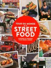 Tour du monde de la street food - Couverture - Format classique