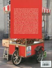 Tour du monde de la street food - 4ème de couverture - Format classique