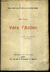 Vers L'Action - Deuxieme Cahier De La Deuxieme Serie. - Couverture - Format classique