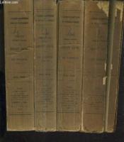 Traite Theorique Et Pratique De Droit Civil - Des Personnes - En 4 Tomes - Tomes 1 + 2 + 3 + 4. - Couverture - Format classique
