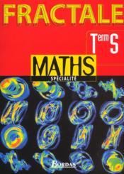 Maths specialite terminale s: livre de l'eleve - Couverture - Format classique