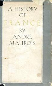 A History Of France - Couverture - Format classique