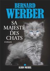 Sa majesté des chats - Couverture - Format classique