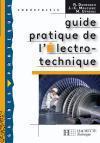 Guide pratique de l'électrotechnique (édition 2008) - Couverture - Format classique