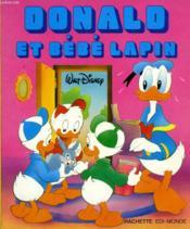 Donald et bebe lapin - Couverture - Format classique