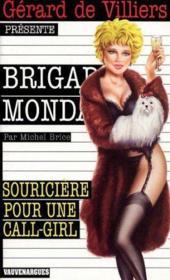 Brigade mondaine t.231 ; souricière pour une call-girl - Couverture - Format classique