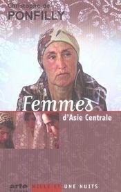 Femme d'asie centrale - Intérieur - Format classique