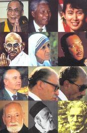 Preceptes de paix des Prix Nobel - Intérieur - Format classique