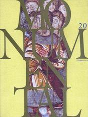 MONUMENTAL ; monumental t.20 - Couverture - Format classique