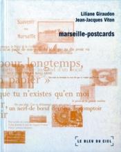 Marseille ; postcards - Couverture - Format classique