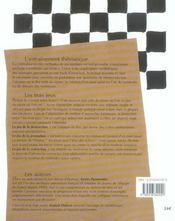 Une Boussole Sur L'Echiquier - 4ème de couverture - Format classique