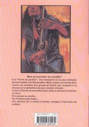 Mélodie d'enfer t.1 ; le guitar-leader - 4ème de couverture - Format classique