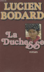 La Duchesse. - Couverture - Format classique