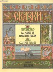 La Plume De Finist-Fier Faucon - Contes Russes - Couverture - Format classique