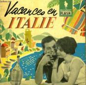 Vacances En Italie - Couverture - Format classique