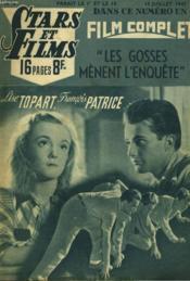 Stars Et Films - N°6 - Les Gosses Menent L'Enquete - Couverture - Format classique