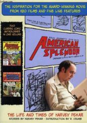 American Splendor - Couverture - Format classique