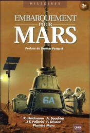 Embarquement pour Mars ; 25 clés pour 25 défis à relever (3e édition) - Couverture - Format classique