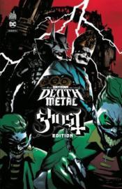 Batman - death metal T.2 - Couverture - Format classique
