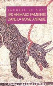 Animaux familiers dans la rome antique - Intérieur - Format classique