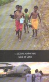 Le Secours Humanitaire - Couverture - Format classique