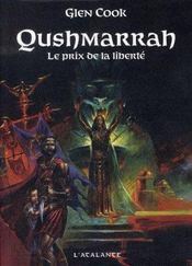Qushmarrah ; le prix de la liberté - Intérieur - Format classique