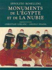 Égypte et nubie - Intérieur - Format classique