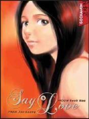 Say Love T.5 - Couverture - Format classique