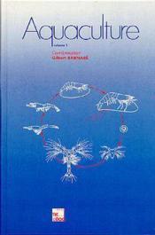 Aquaculture 2 volumes - Couverture - Format classique