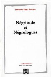 Négritude et négrologues - Couverture - Format classique