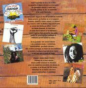 Reggae, art et musique les plus belles pochettes - 4ème de couverture - Format classique