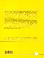 Maurice Pialat - 4ème de couverture - Format classique