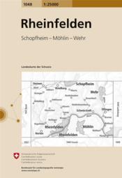 Rheinfelden - Couverture - Format classique