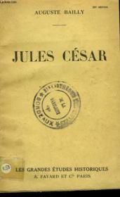 Jules Cesar. - Couverture - Format classique